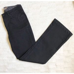 Paige Premium Denim Black Jeans
